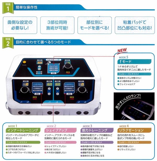 九州地区の治療院さんよりEMS機器のお問い合わせを頂きました。