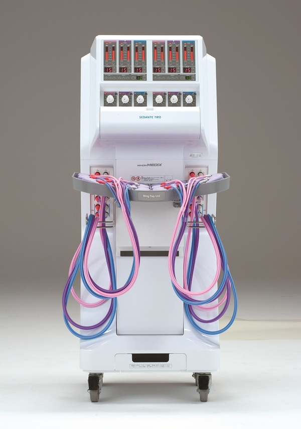 本日 千葉県の整骨院様に干渉波治療器セダンテネオを納品させて頂きました。