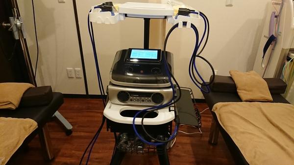 2月18日 埼玉県の整骨院様にイトーES-5000を納品させて頂きました。