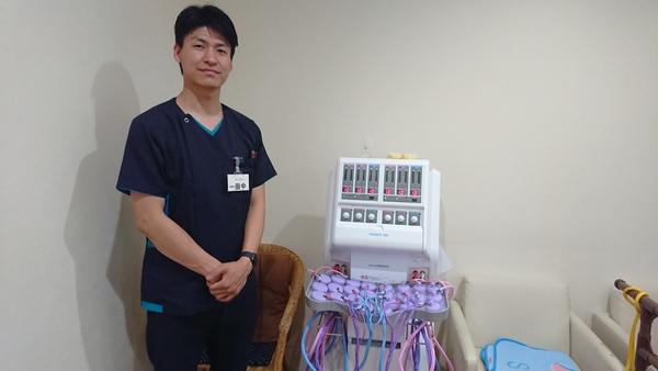 茨城県のデイサービス様に干渉波治療器セダンテネオを納品させて頂きました。