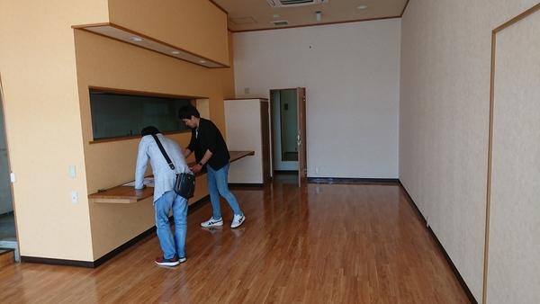 福島県いわき市で整骨院開業の打ち合わせにお伺いしました。