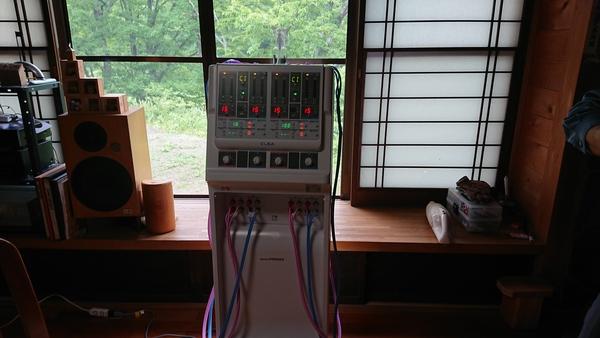 福島県の治療院さんに干渉波治療器セダンテクレアを納品させて頂きました。