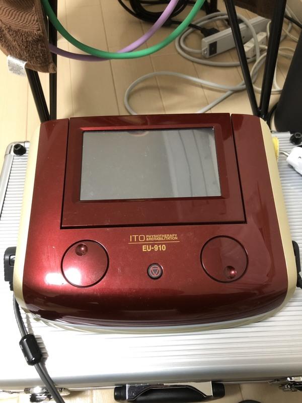 埼玉県の整骨院さんへイトーEU-910を納品させて頂きました。