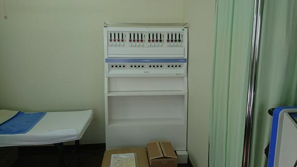 千葉県の整骨院さんに低周波治療器:ルティーナを納品させて頂きました。