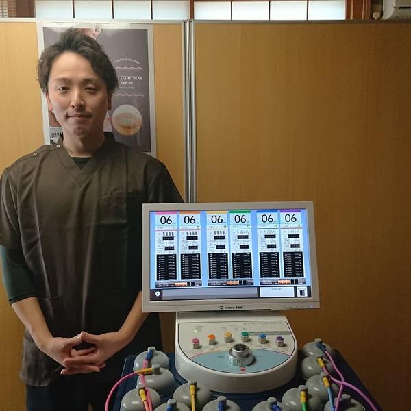 京都のSUNNY接骨院さんにネオテクトロンを開業納品させて頂きました。