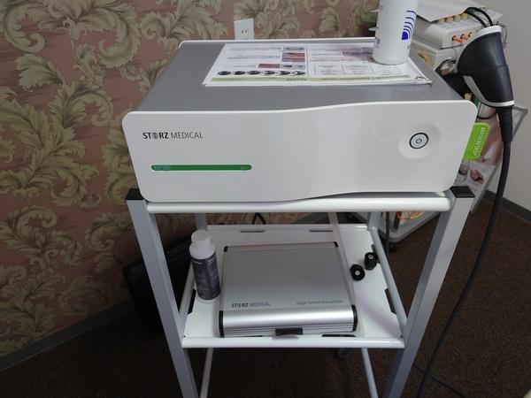 千葉県の整骨院さんへ新型ショックウェーブ:マスターパルスMP100を納品させて頂きました。