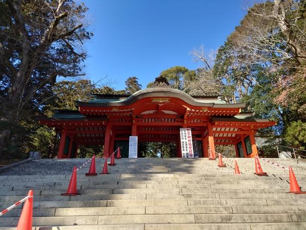 香取神宮初詣