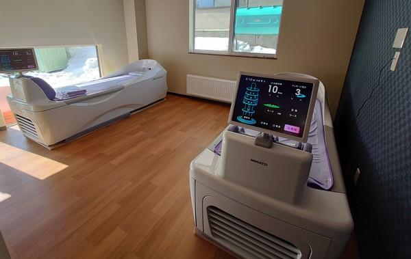 北海道内でデイサービス開業予定の施設さんへ医療機器を納品させて頂きました。