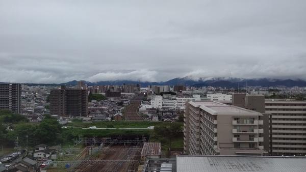滋賀県出張