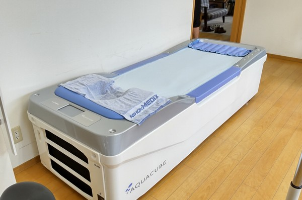北茨城市のデイサービス・老人ホームさんへ医療機器の納品にお伺いさせて頂きました!