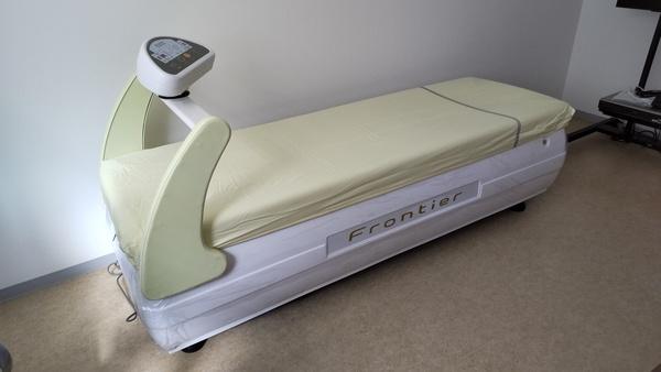 徳島県の施設さんへローリングベッド:フロンティアF-250を納品させて頂きました。